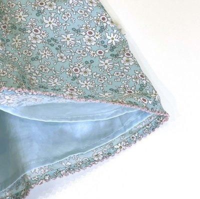 画像1: ターコイズガーデンバタフライドレス
